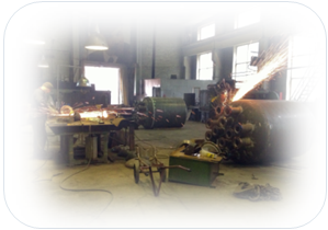 Manufacturing of non-standard equipment